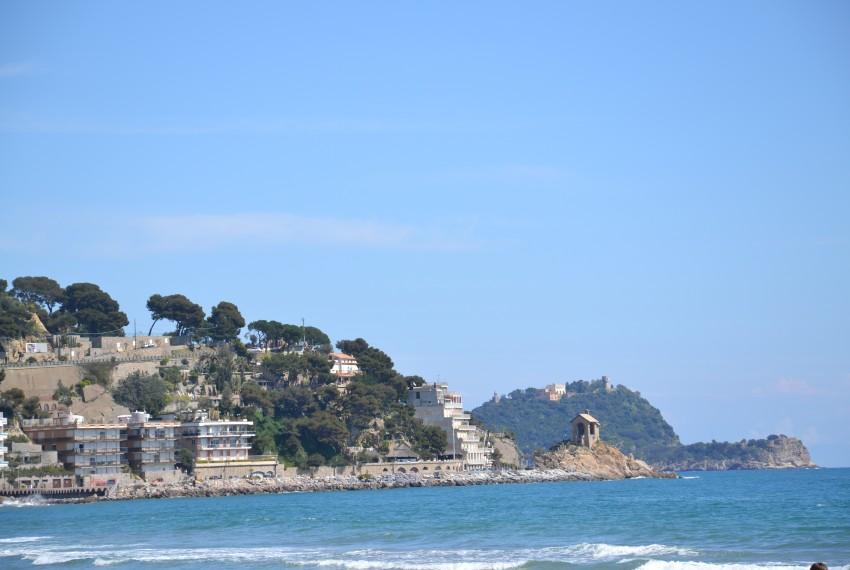 """Attico sul mare, """"Borgo Coscia"""", Alassio"""