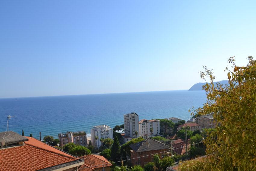 Regione Paradiso – trilo con vista mare  – Alassio